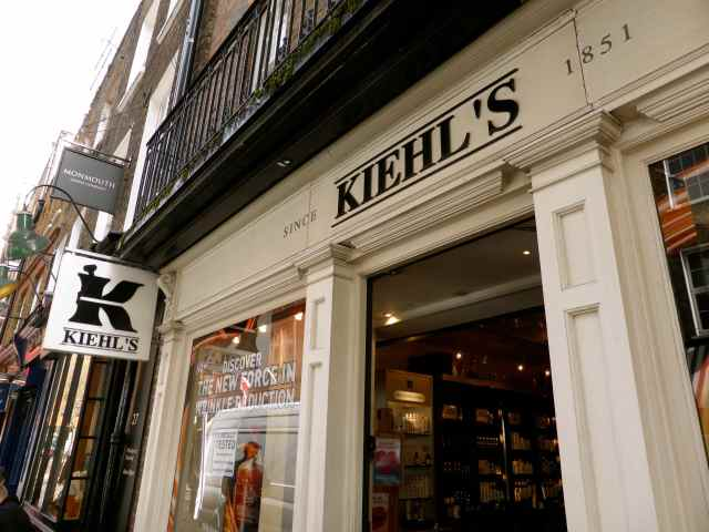Kiehl's and Monmouth