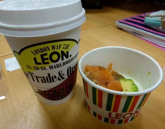 Leon latte