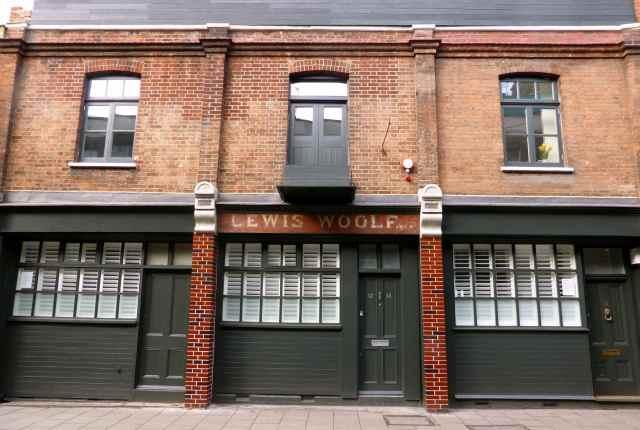 Lewis Woolf