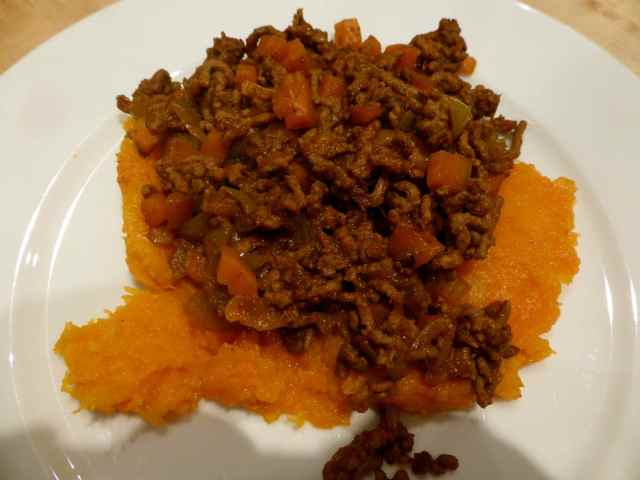 mince and squash