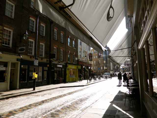 Sunny Monmouth St