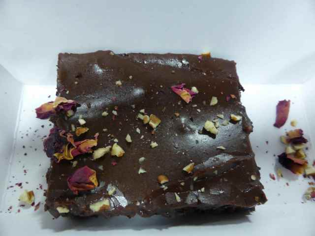 Wild Food Brownie