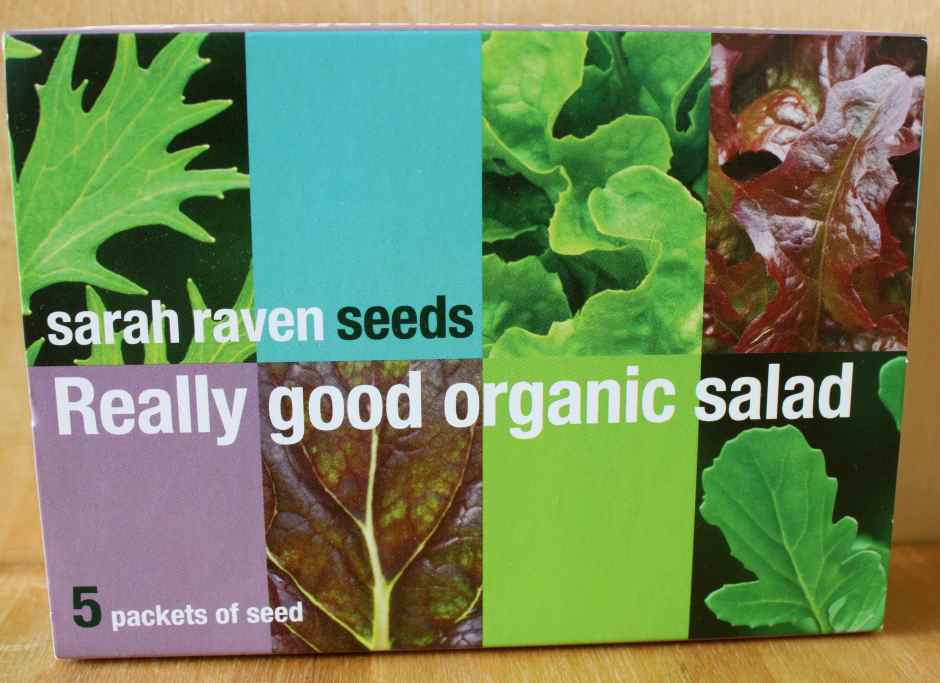 5 seed packets