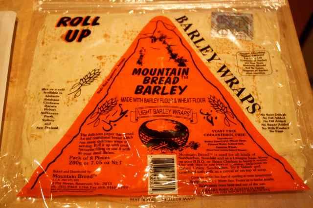 Barley Wrap