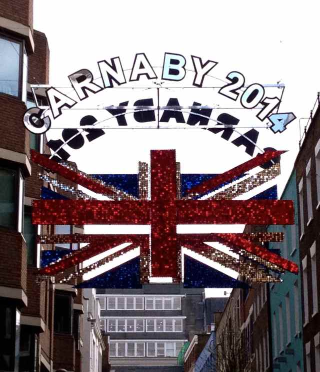 Carnaby St 2014