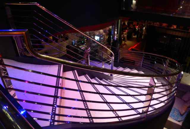 Floridita staircase