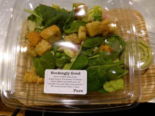 Hock salad