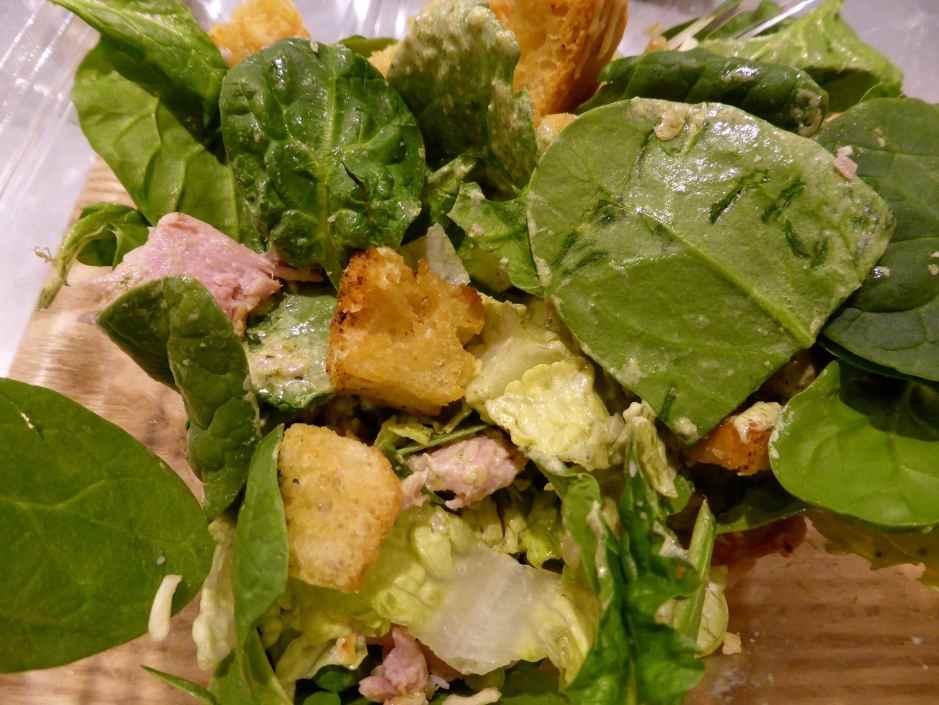 hockingly good salad