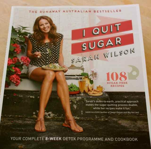 I Quit Sugar book
