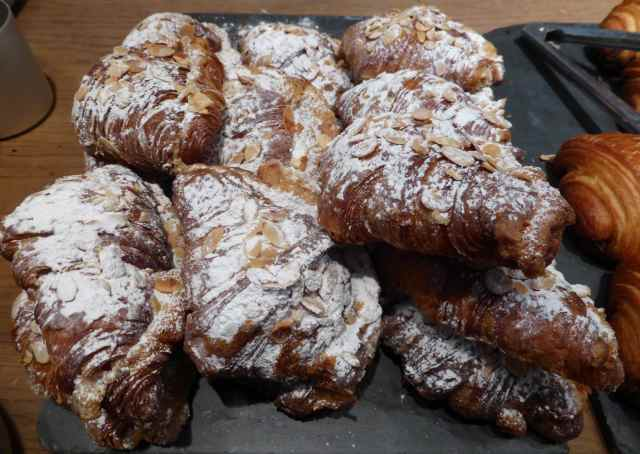 Monmouth almond croissant 1