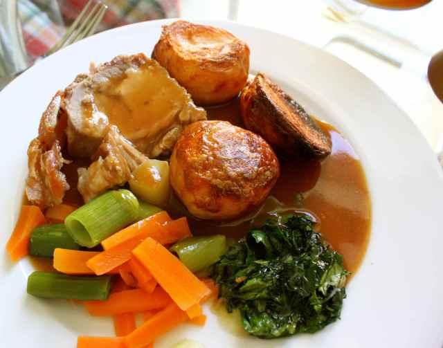 Roast pork 16-3-14