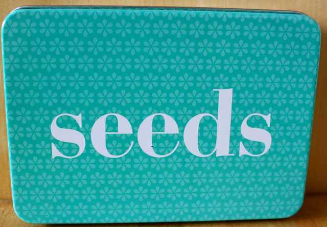 seeds tin