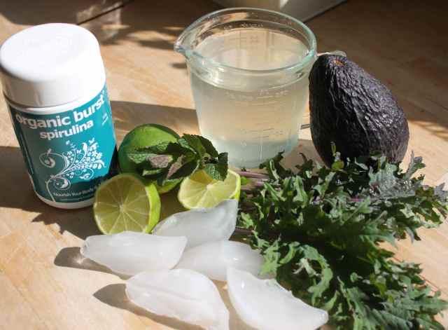 smoothie ingredients 13-3-14