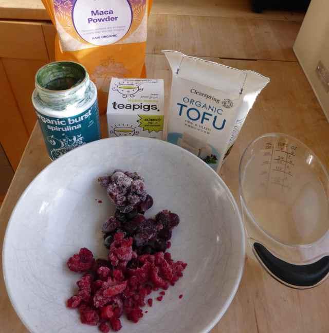 smoothie ingredients 3-3-14