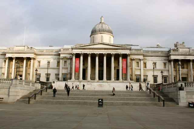 The National Gallery early