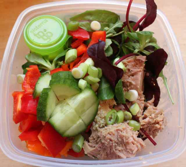 tuna salad to go
