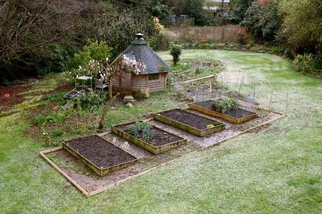 veg garden makeover 1