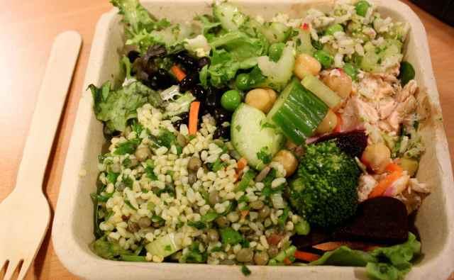 WF salad box
