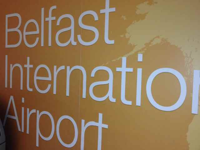 Belfast Int Airport