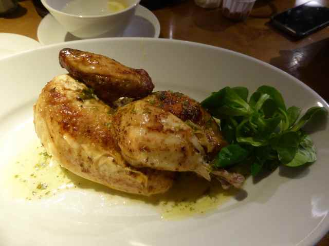 chicken in Belgo