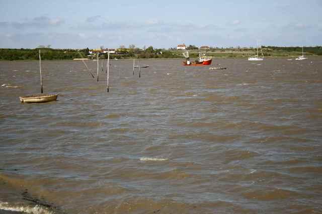 Estuary at Oare