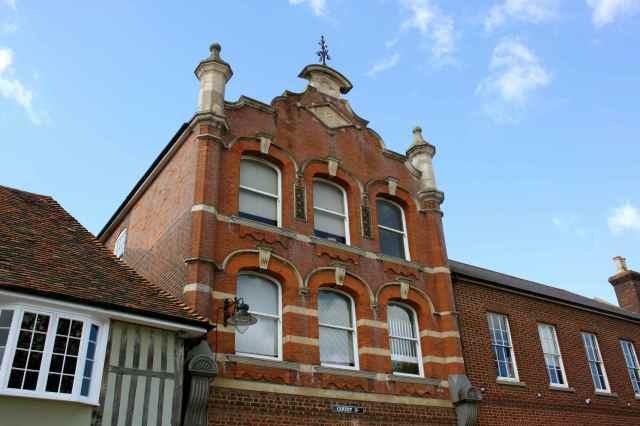 Faversham buildings