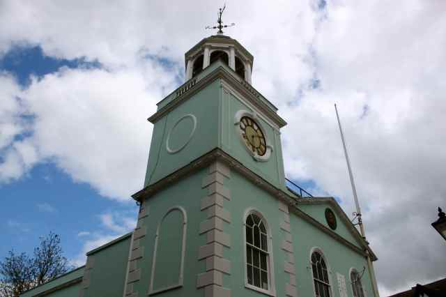 Faversham council building