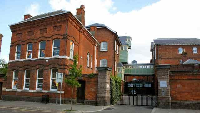 Faversham old brewery 2