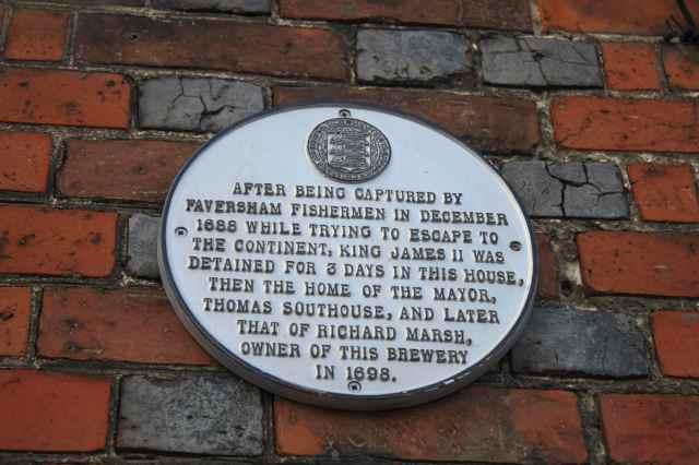 Faversham sign