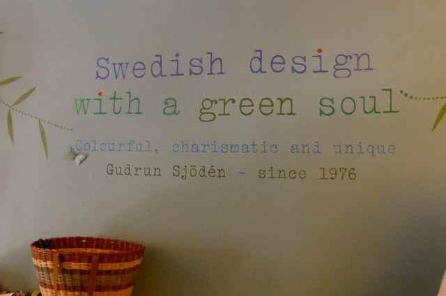 inside Gudrun Sjoden