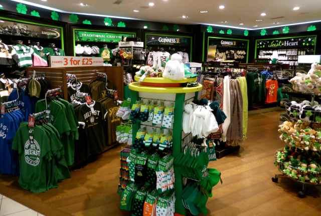 Ireland shop