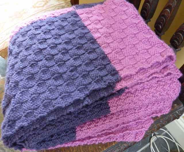Lara's blanket 1
