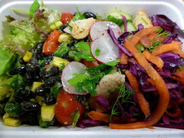 mixed salad FFT