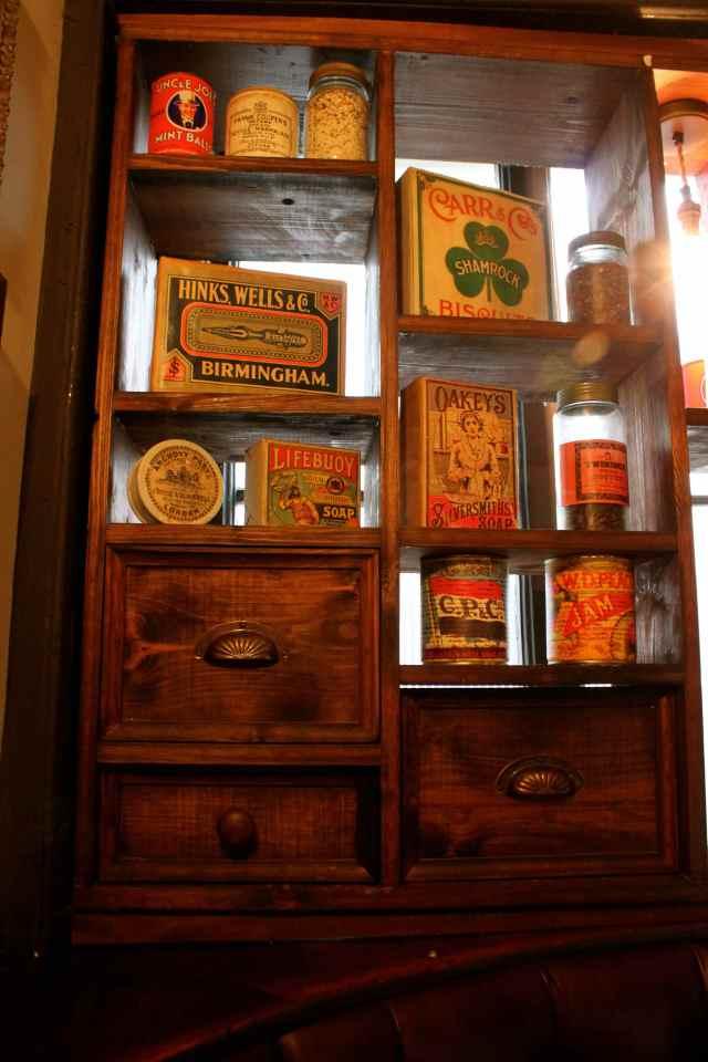 old things in Bear Inn