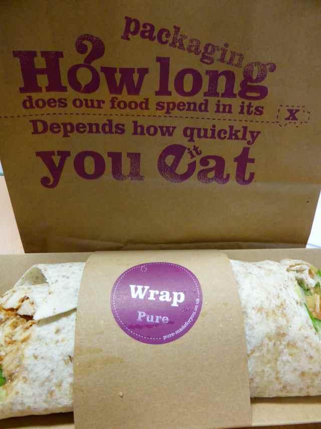 Pure wrap