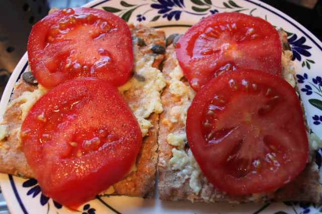 tomato on Dr Karg