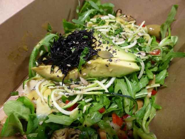 Wild Food Salad