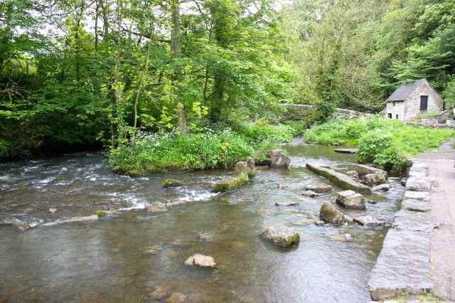 Derbyshire stream