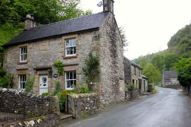 Derbyshire vilage