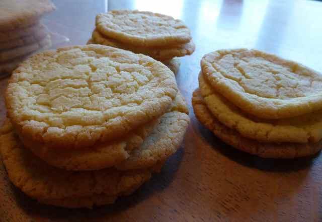 Helen's biscuits