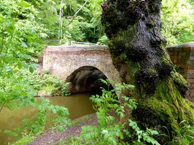 Hopwas Bridge
