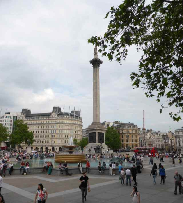 Trafalgar Square 16-5-14 2