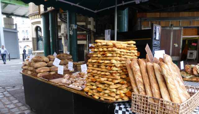 bread in Borough