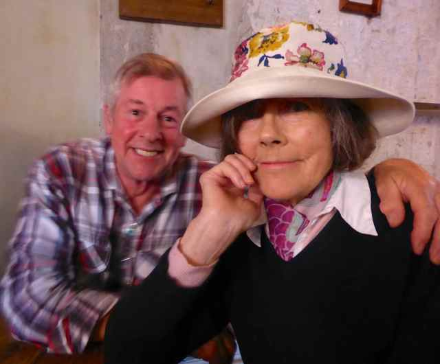 Ian and Helen
