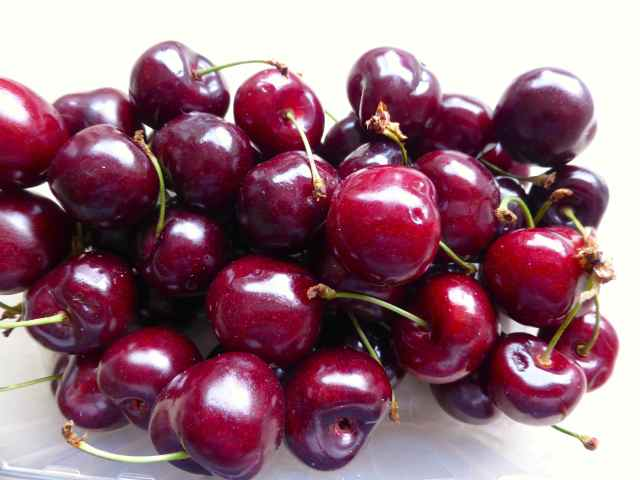 Kent cherries 2014