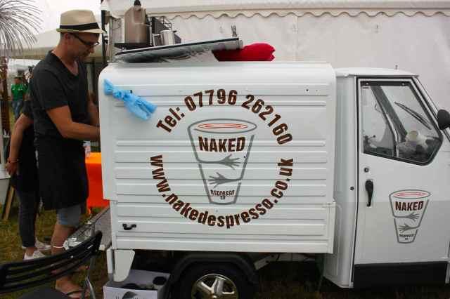 Naked Espresso