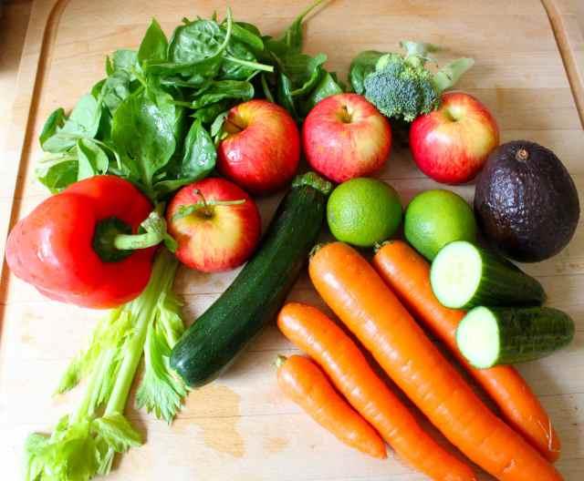 Nature's Super blend ingredients