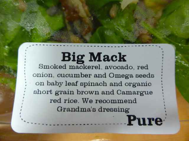 Pure Big Mack