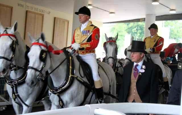 Queen's horses 2