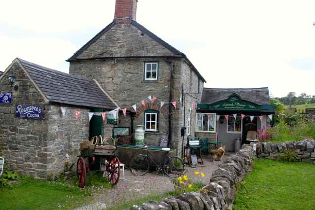 Tissington olde sweet shop